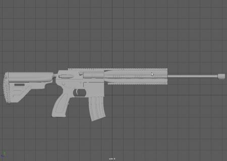 مدل تفنگ
