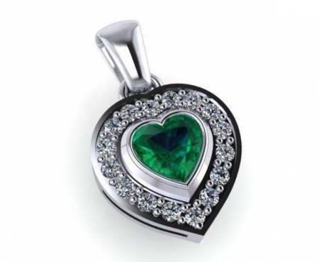 مدال طرح قلب