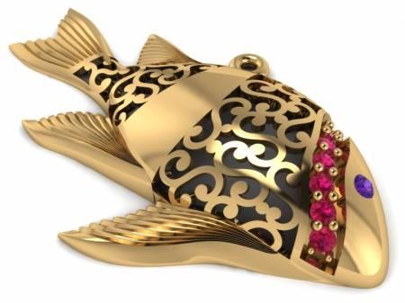 آویز ماهی