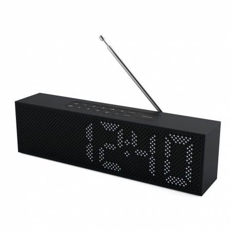 ابجکت ساعت رومیزی دیجیتال سه بعدی